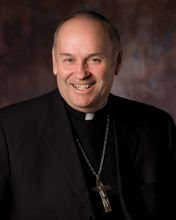 Most Rev. Paul Lortie